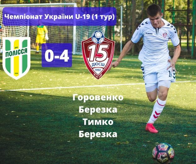 Чемпіонат України 20-21