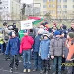 Відкриття турніру в Мукачево