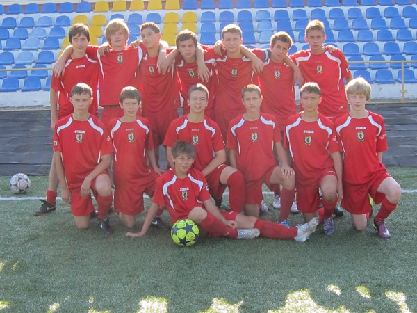 Команда ДЮСШ-15 1996 р.н.